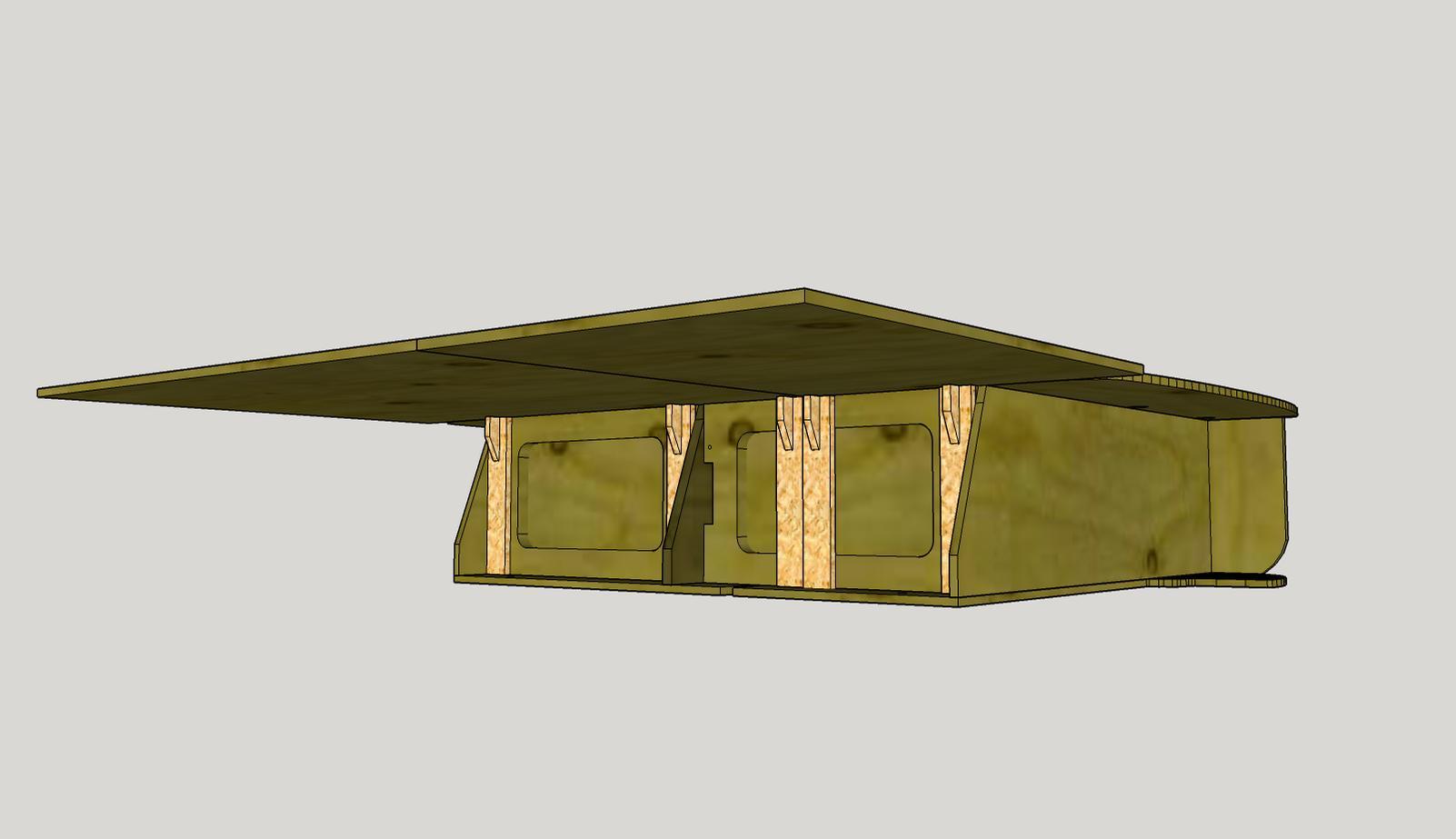 4th Gen Camping/Storage System - DIY- Free plans!-rm_4gent4rdrawers4_platformlegsdvrsidelow-jpg
