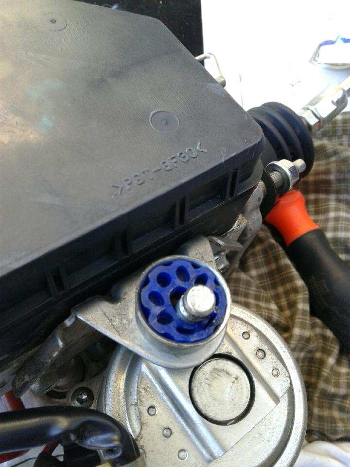 Replaced hydroboost, accumulator and bleed brakes manually