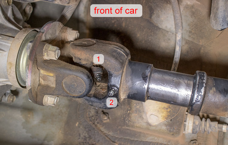 Rear end clunk **Solved** - Page 2 - Toyota 4Runner Forum