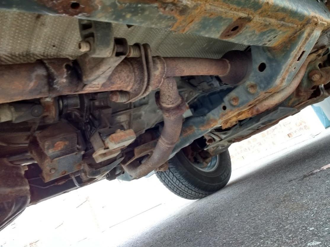 Too much frame rust to buy? - Toyota 4Runner Forum - Largest