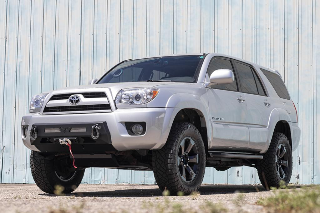 4th Gen 03-05 & 06-09 Front Integrated Bumper! 15 Percent Off Intro Pricing!-2-jpg