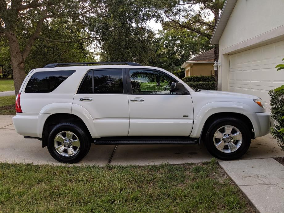 Pre-Purchase Info, Modifications, Write-Ups, Quick Links, and FAQ's-4runner_side-jpg