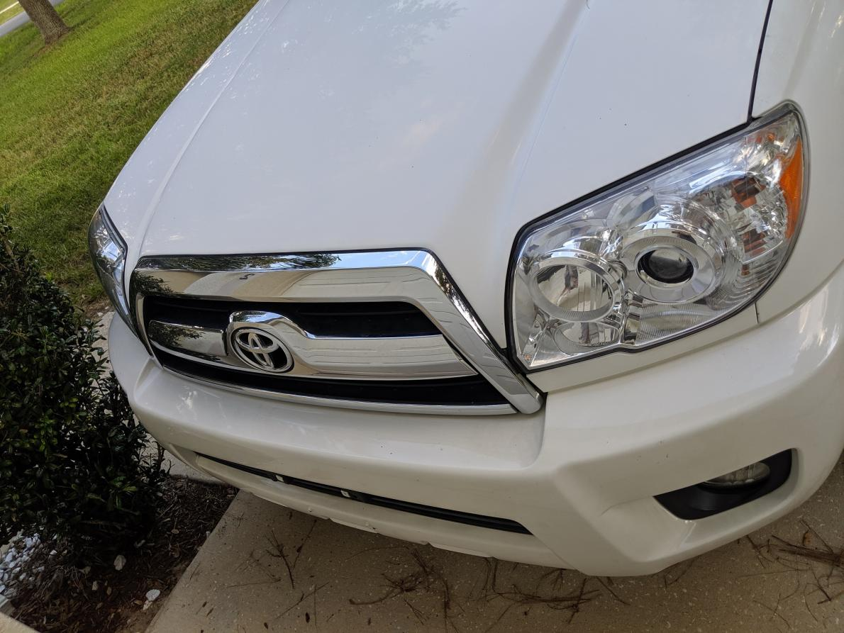 Pre-Purchase Info, Modifications, Write-Ups, Quick Links, and FAQ's-4runner_front-jpg