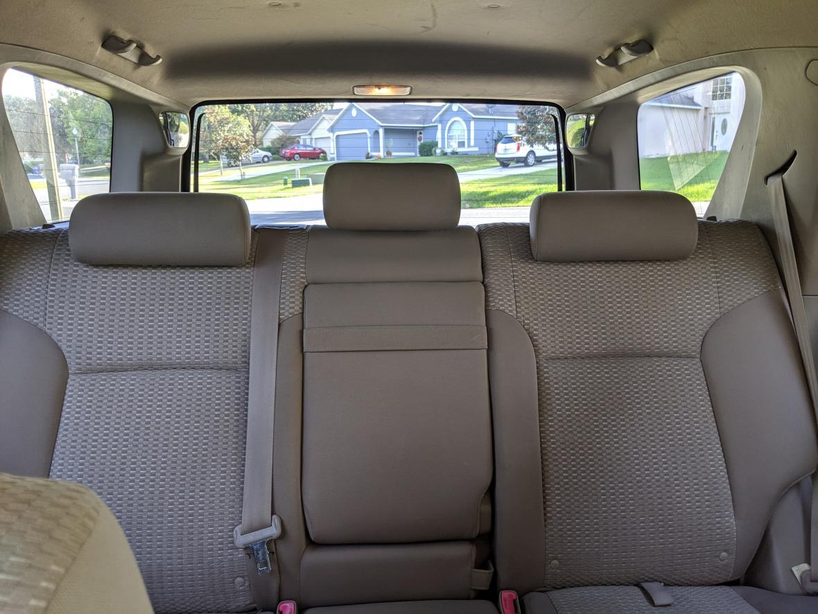 Pre-Purchase Info, Modifications, Write-Ups, Quick Links, and FAQ's-4runner_rearseat-jpg