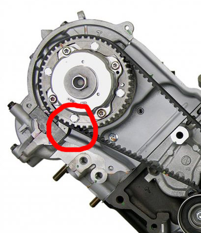 Power steering pump leak-1-jpg