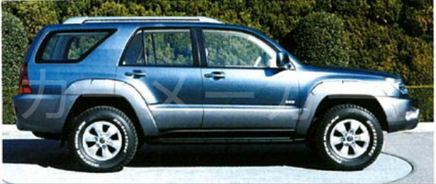 Design of N210 4Runner, 1999 to 2000-n210-2000-2-jpg