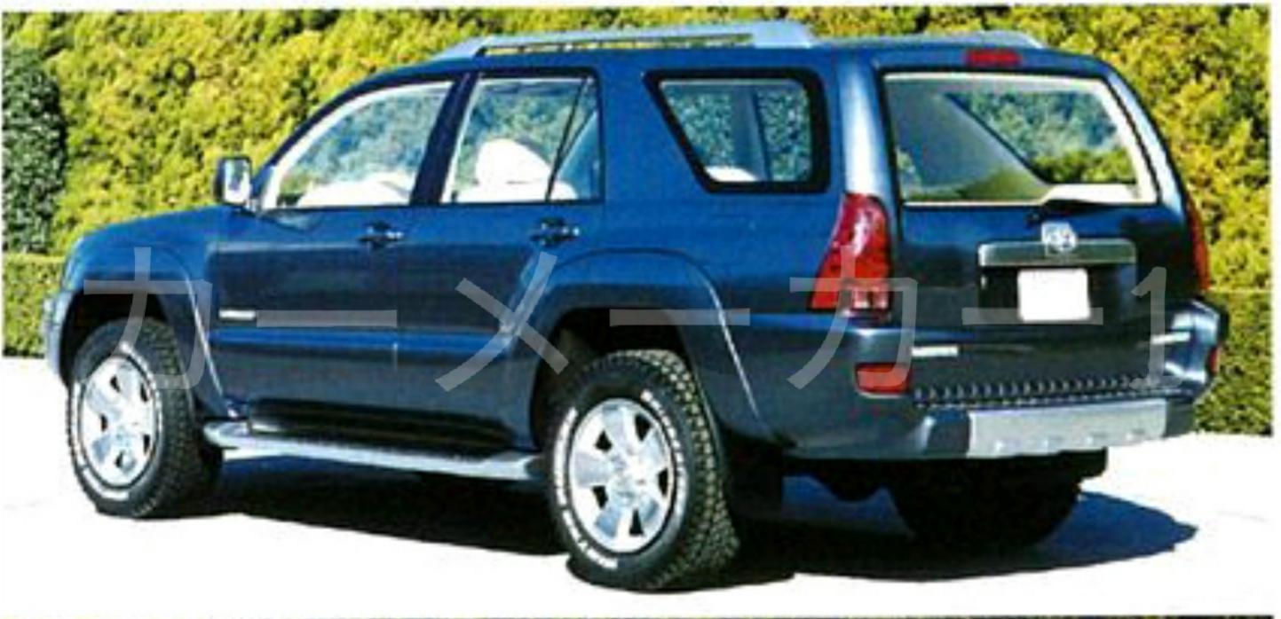 Design of N210 4Runner, 1999 to 2000-n210-2000-3-jpg