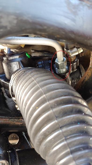 Power steering rack high pressure connection-20200503_123832_hdr-jpg