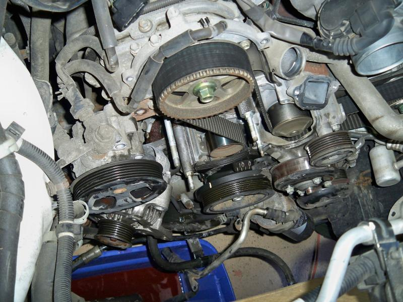 90k V8 Timing Belt Replacement Toyota 4runner Forum Largest