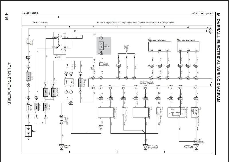 wiring diagram rear air ride on air suspension diagram, air ride  regulator,