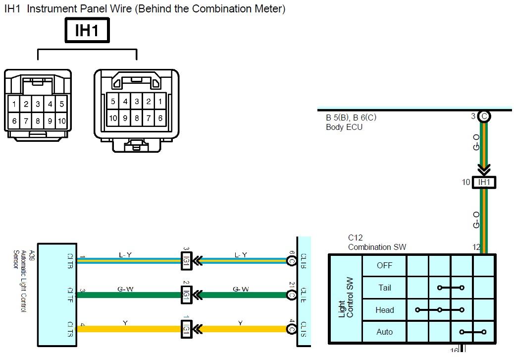 wiring kenwood head unit to auto dim with light sensor and not headlight switch?-auto-light-dimming-sensor-jpg