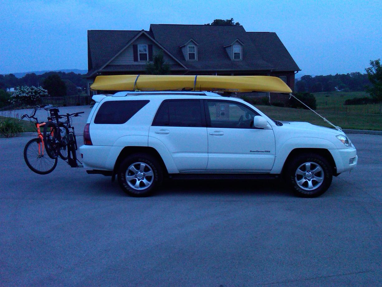 Homemade Roof Rack Cross Bars Homemade Ftempo