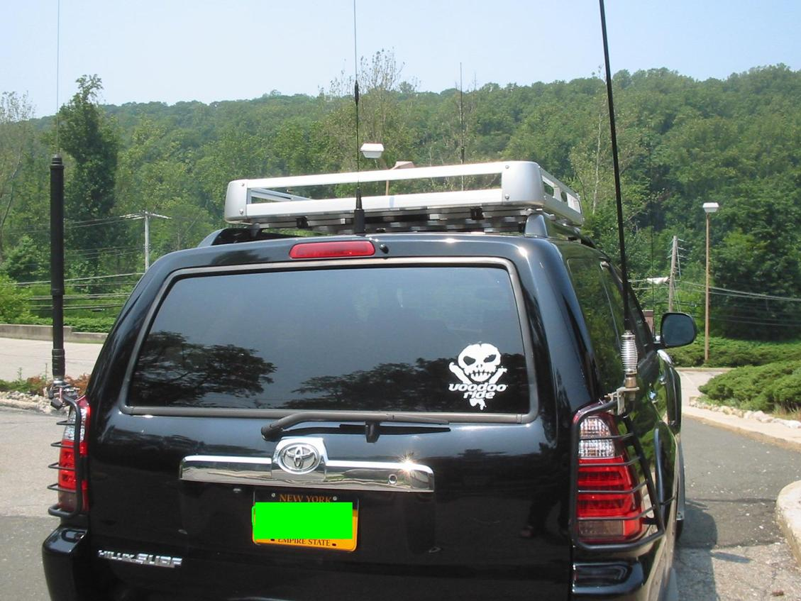 Looking For Cb Radio And Antenna Mount Ideas Pictures