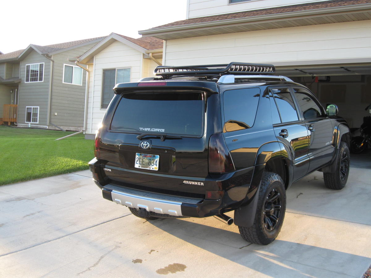 Blacking Out Taillights Toyota 4runner Forum Largest