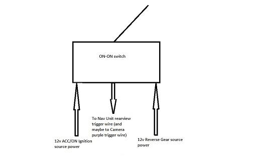 Backup camera install toyota 4runner forum largest 4runner forum on kenwood dnx8120 wiring diagram Kenwood Wiring Harness Kenwood Harness Diagram