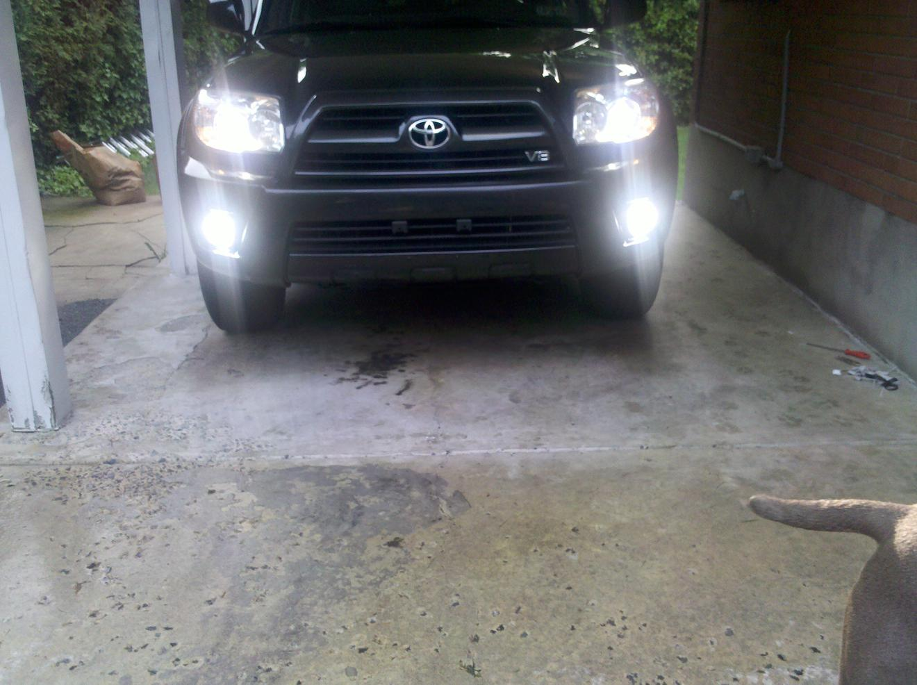 Hid Lights Yes Or No Toyota 4runner Forum Largest Need Some Help With Hella Wiring 1