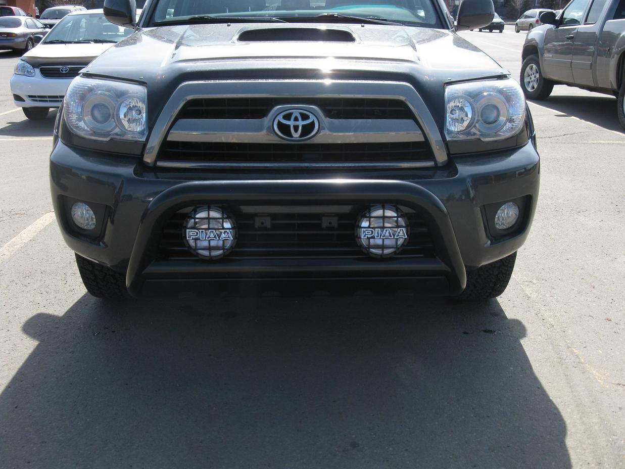 What Have You Guys Done With Your Fog Lights Toyota