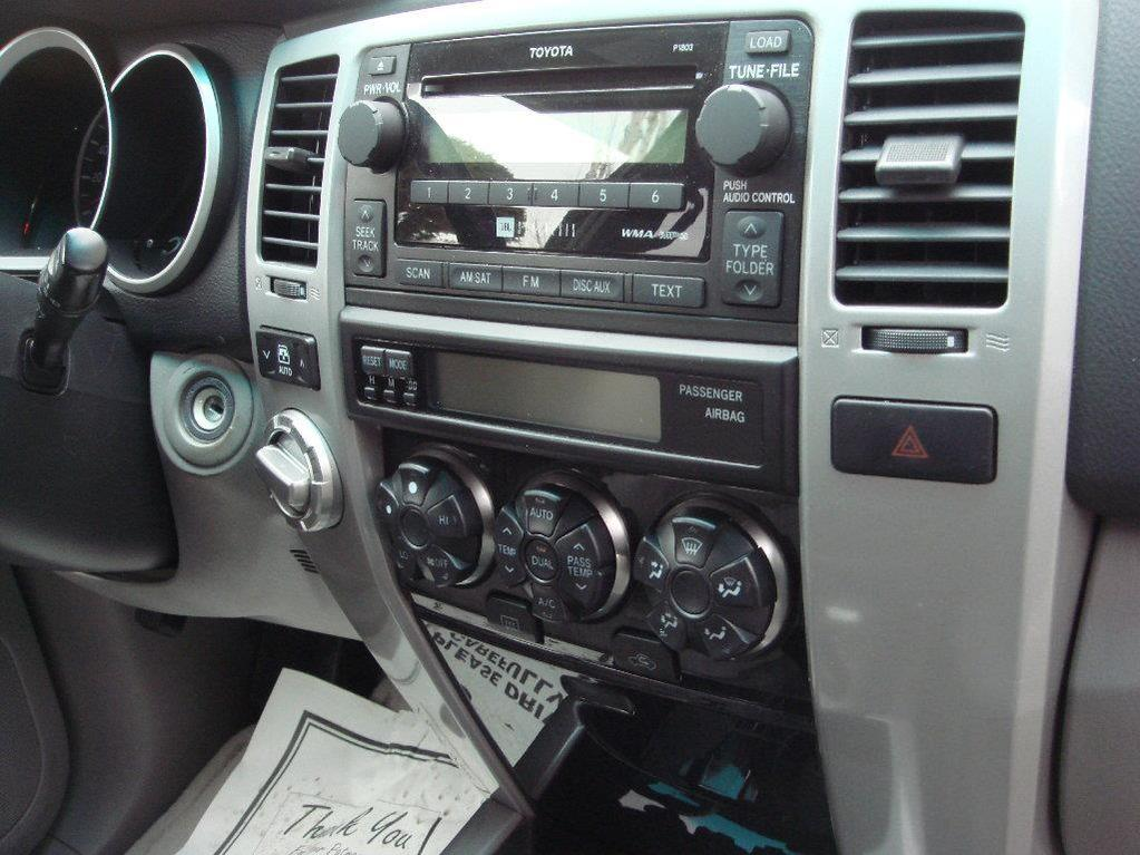 Need Advice On 2006 4runner Limited Navigation System Toyota Rhtoyota4runnerorg: 2007 Toyota 4runner Radio Installation At Gmaili.net