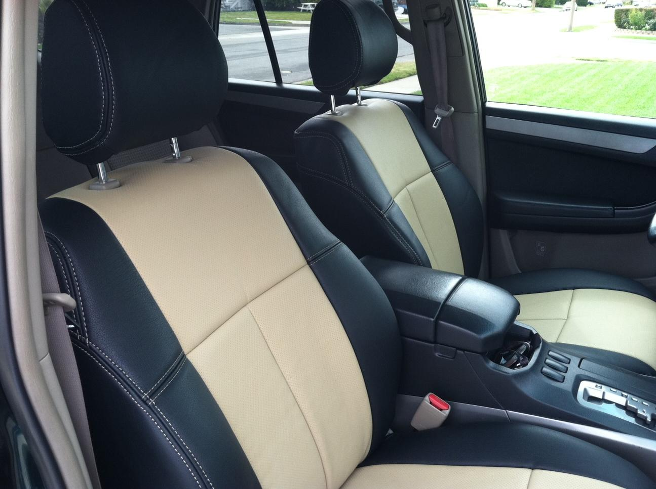 Sensational Clazzio Seat Covers Installed Toyota 4Runner Forum Inzonedesignstudio Interior Chair Design Inzonedesignstudiocom
