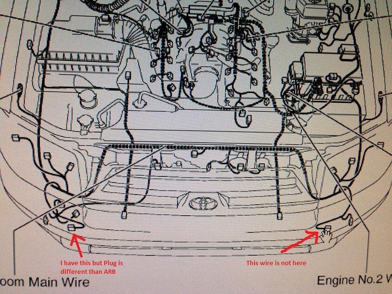 arb marker fog lights need help toyota 4runner forum largest  name wiring diagram jpg views 526 size 137 0
