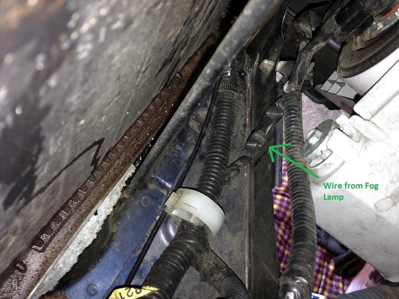 ARB Marker/Fog Lights. Need help - Toyota 4Runner Forum - Largest ...
