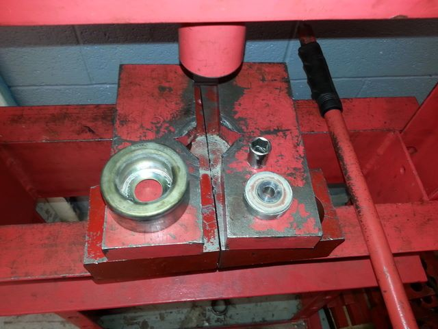 Idler Pulley and Belt Tensioner Replacement Bearing Sizes