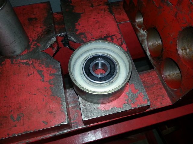 Idler Pulley and Belt Tensioner Replacement Bearing Sizes - Toyota