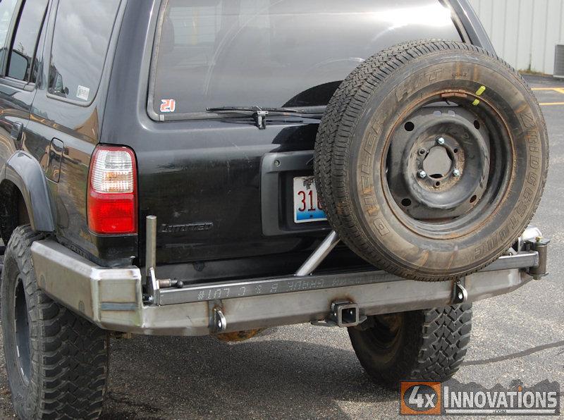 Swing Away Tire Carrier Hinge Tire Carrier Hinge Kit