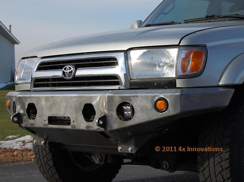 96-02 4Runner Plate Front Bumper-fb1140c-jpg