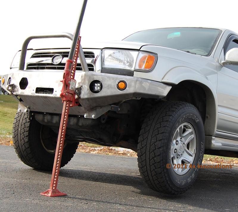 96-02 4Runner Plate Front Bumper-fb1140a-jpg