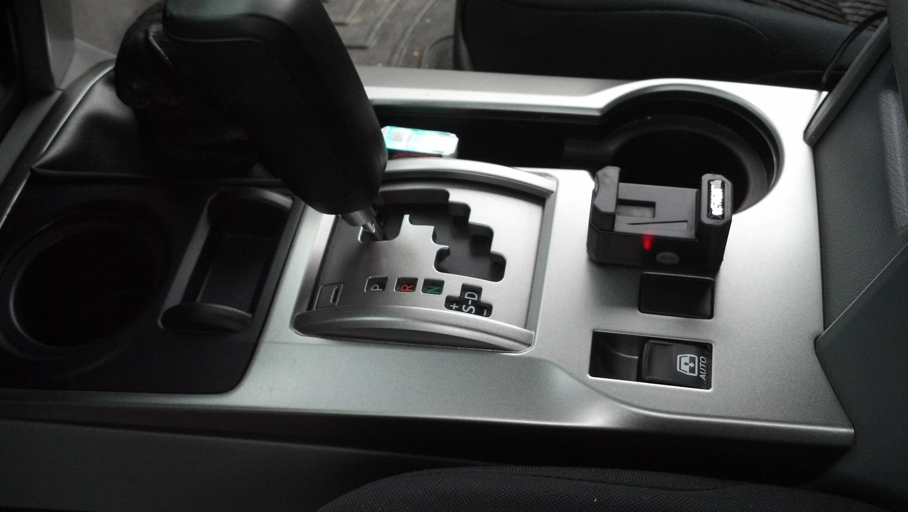 Trailer Brake Controller In 5th Gen Best Location Toyota