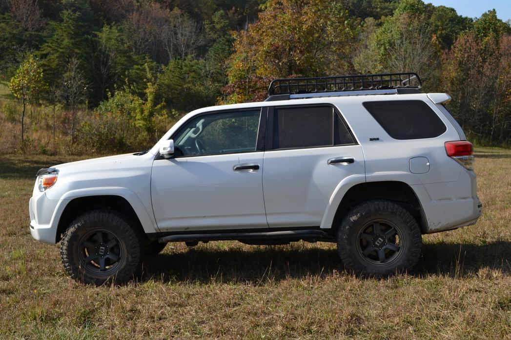 5th Gen Wheel Amp Tire Thread Page 2 Toyota 4runner