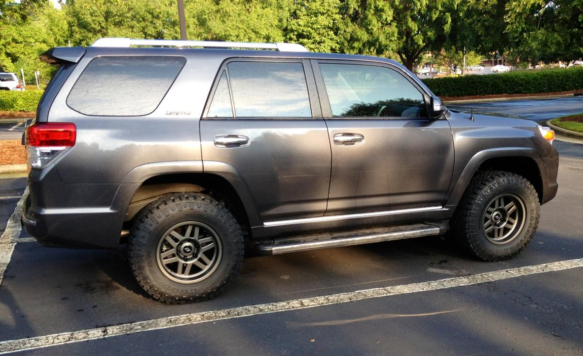 Scs 18 Quot Stealth 6 Group Buy Toyota 4runner Forum