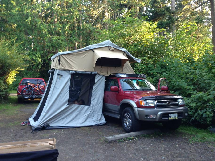 Attached 1266256_703905856293533_1238775912_o.jpg (144.5 KB) ... & Roof Top tent - Page 2 - Toyota 4Runner Forum - Largest 4Runner Forum