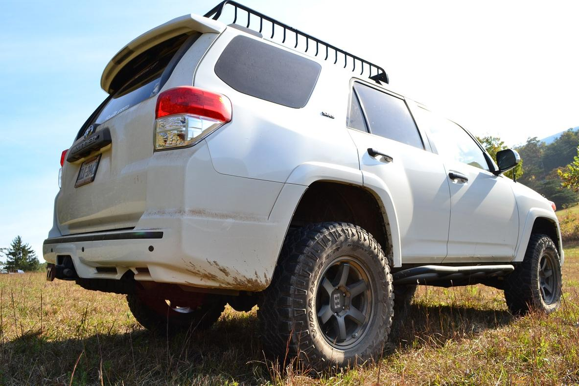 Level 8 Mk6 Page 3 Toyota 4runner Forum Largest