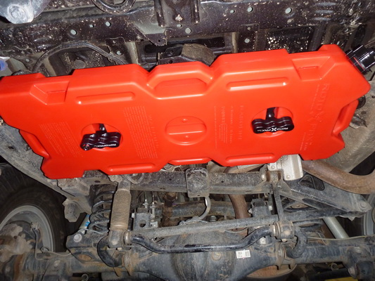 Rotopax Fuel Packs on roof - Swelling problems? - Page 2 ...