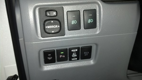 switch- factory (style) fog light switch- fits knock-out!