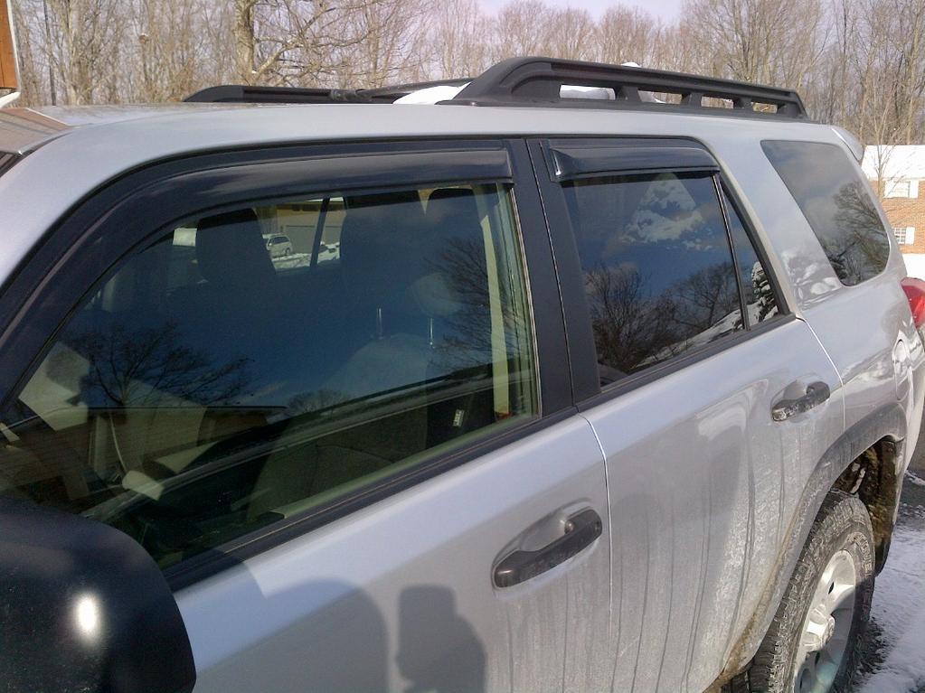 Avs Vent Shades >> Avs Ventvisor Pic Request Toyota 4runner Forum