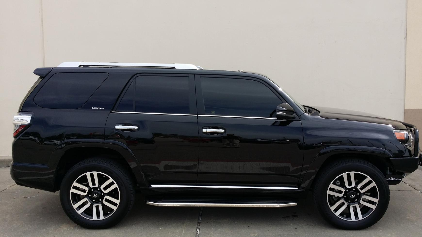 3rd row seating on toyota 4runner autos post. Black Bedroom Furniture Sets. Home Design Ideas