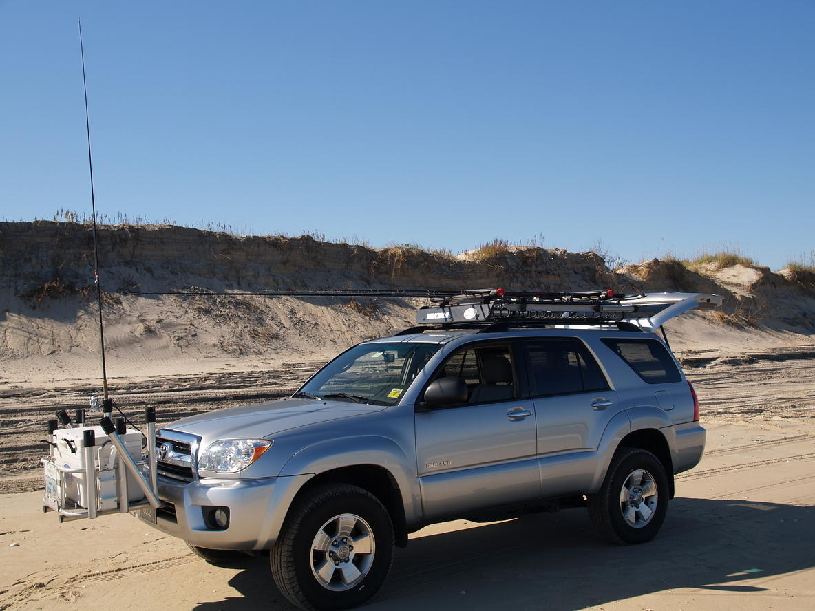 If You Have Driven Your Sr5 On The Beach Or In The Sand Page 2 Toyota 4runner Forum