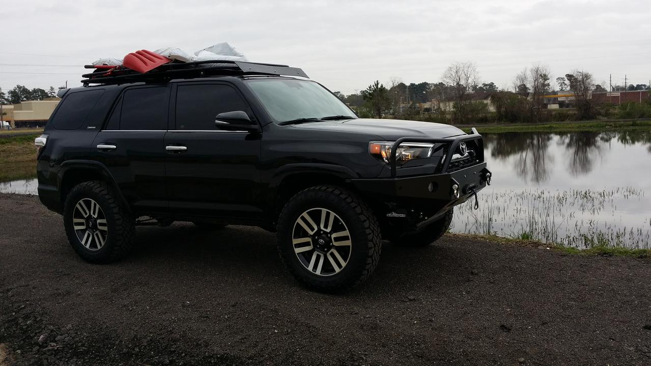 20 inch wheels on limited page 24 toyota 4runner forum. Black Bedroom Furniture Sets. Home Design Ideas