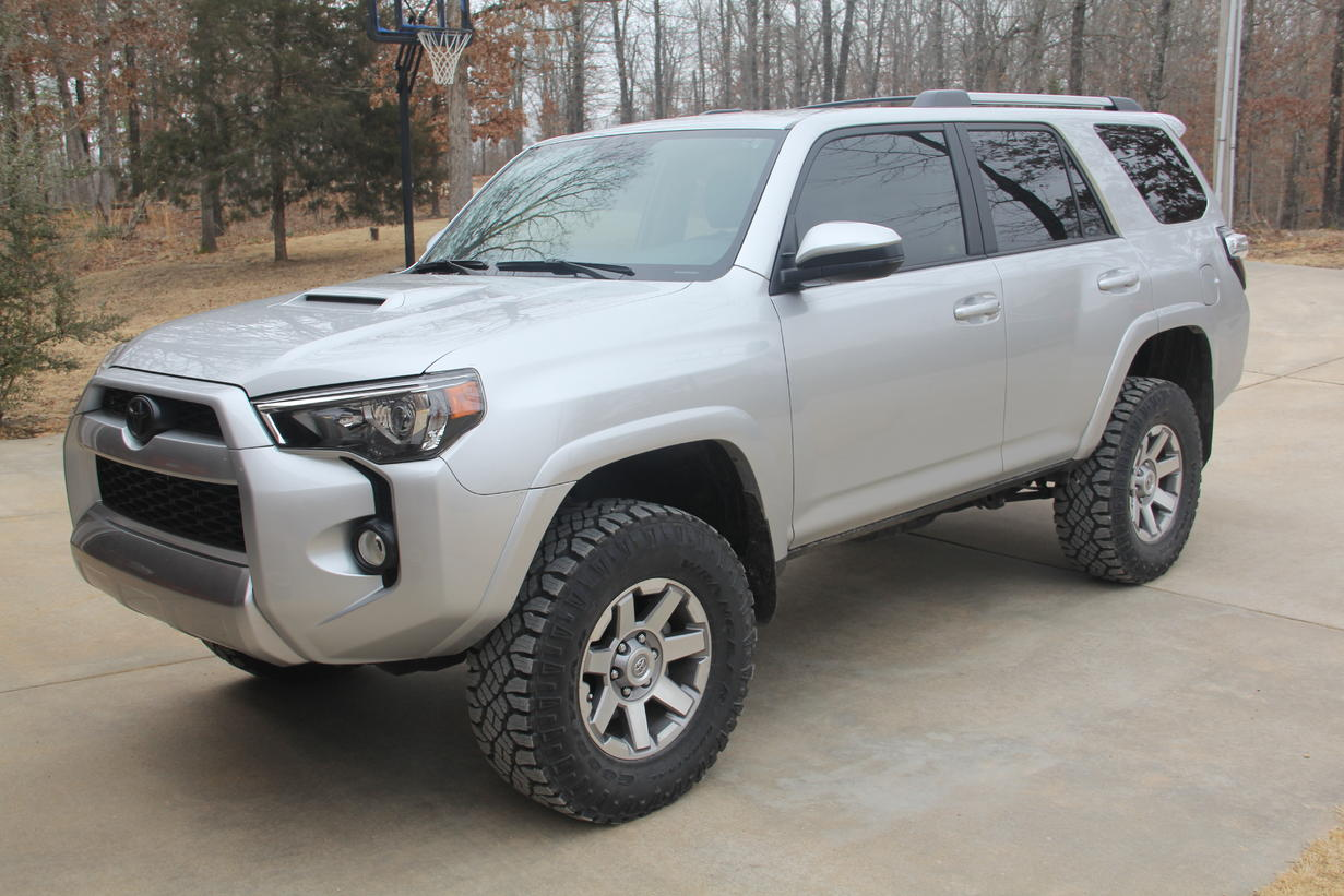 Find 2015 Toyota 4 Runner Limited Edition Blizzard Pearl - 2016newcar