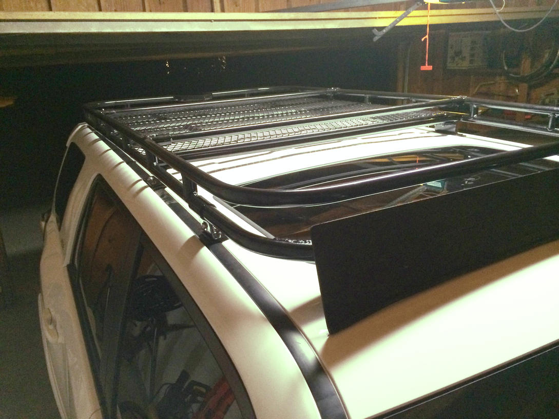 Fs 5th Gen Full Length Roof Racks By Drabbits Page 27 Toyota 4runner Forum Largest
