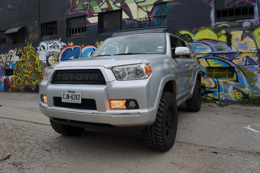 Raptor Grill Page 12 Toyota 4runner Forum Largest