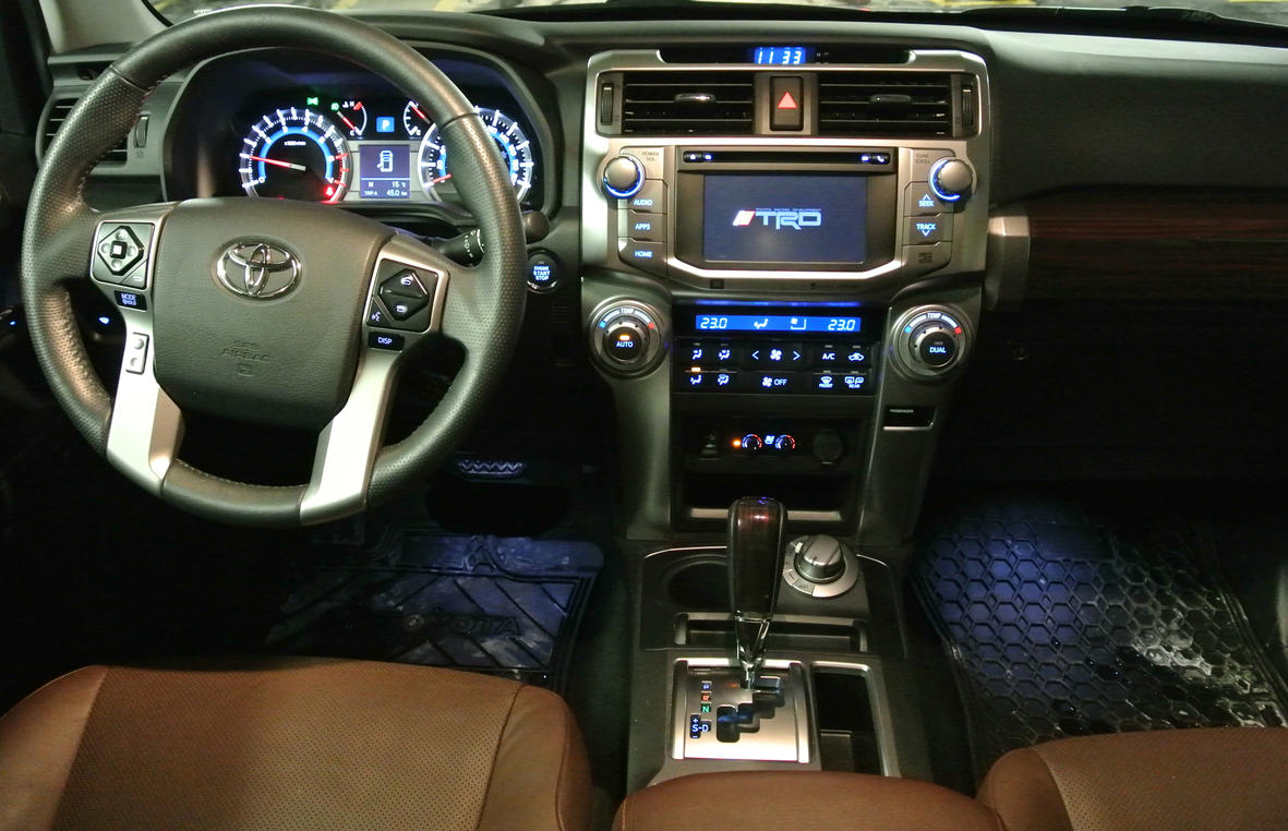 2014 interior swap toyota 4runner forum largest - Toyota 4runner interior trim parts ...