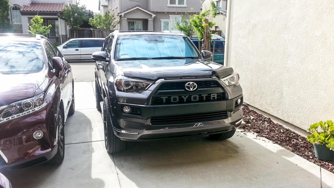 Toyota Of New Orleans >> 2014 Limited front chrome plasti-dip - Toyota 4Runner Forum - Largest 4Runner Forum