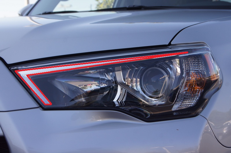 Thoughts on modding LED running lights to 2014's  - Toyota