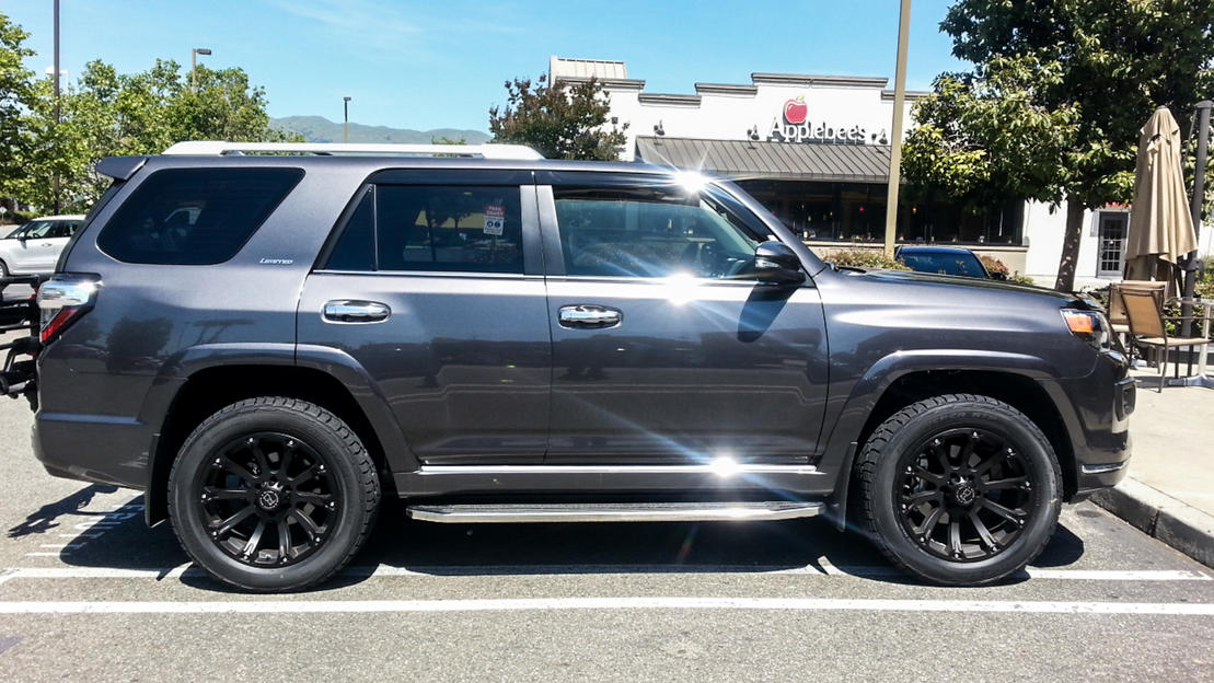 Toyota Arlington Tx >> Magnetic Grey 4Runners! Lets see them! - Page 15 - Toyota 4Runner Forum - Largest 4Runner Forum