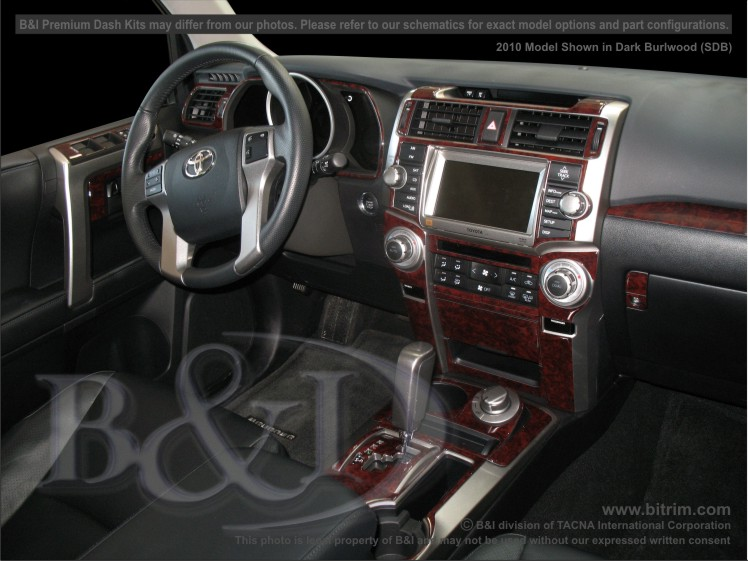 limited interior trim from 39 14 to 39 11 toyota 4runner forum largest 4runner forum. Black Bedroom Furniture Sets. Home Design Ideas