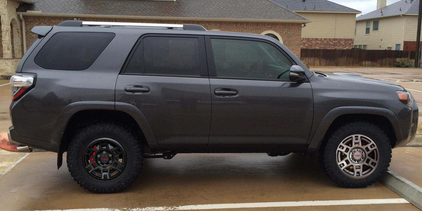 Pictures Of 4runner With Trd Wheels | Autos Post